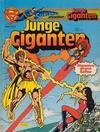Cover for Junge Giganten (Egmont Ehapa, 1981 series) #6