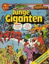 Cover for Junge Giganten (Egmont Ehapa, 1981 series) #8