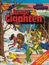 Cover for Junge Giganten (Egmont Ehapa, 1981 series) #9