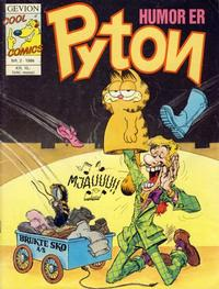 Cover Thumbnail for Pyton (Gevion, 1986 series) #2/1986