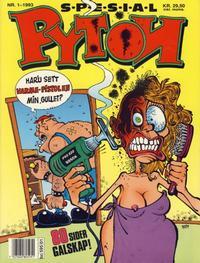 Cover Thumbnail for Pyton Spesial [Spesial Pyton] (Bladkompaniet, 1990 series) #1/1993