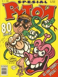 Cover Thumbnail for Pyton Spesial [Spesial Pyton] (Bladkompaniet / Schibsted, 1990 series) #4/1993