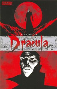 Cover Thumbnail for The Complete Dracula (Dynamite Entertainment, 2009 series) #1
