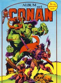 Cover Thumbnail for Conan album (Atlantic Forlag, 1984 series) #1