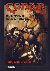 Cover Thumbnail for Conan Maxi (Bladkompaniet / Schibsted, 2002 series) #2 - Zukalas datter