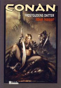 Cover Thumbnail for Conan Maxi (Bladkompaniet / Schibsted, 2002 series) #3 - Frostgudens datter