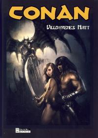 Cover Thumbnail for Conan Maxi (Bladkompaniet / Schibsted, 2002 series) #5 - Villdyrenes natt