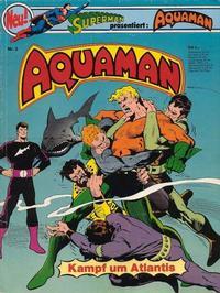 Cover Thumbnail for Aquaman (Egmont Ehapa, 1976 series) #2