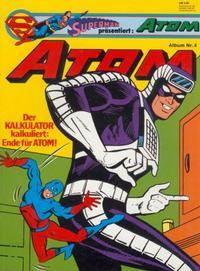 Cover Thumbnail for Atom (Egmont Ehapa, 1979 series) #4