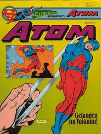 Cover Thumbnail for Atom (Egmont Ehapa, 1979 series) #5