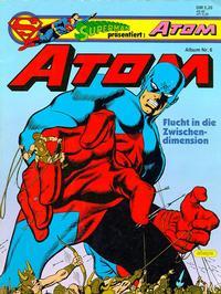 Cover Thumbnail for Atom (Egmont Ehapa, 1979 series) #6