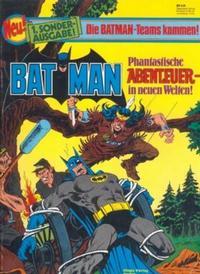 Cover Thumbnail for Batman Sonderausgabe (Egmont Ehapa, 1981 series) #1