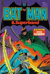Cover Thumbnail for Batman Superband (Egmont Ehapa, 1974 series) #8