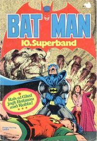 Cover Thumbnail for Batman Superband (Egmont Ehapa, 1974 series) #10