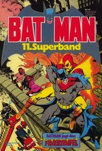 Cover Thumbnail for Batman Superband (Egmont Ehapa, 1974 series) #11