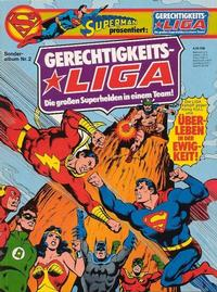 Cover Thumbnail for Gerechtigkeitsliga (Egmont Ehapa, 1977 series) #2
