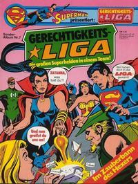 Cover Thumbnail for Gerechtigkeitsliga (Egmont Ehapa, 1977 series) #7