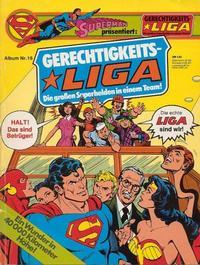 Cover Thumbnail for Gerechtigkeitsliga (Egmont Ehapa, 1977 series) #16