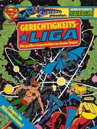 Cover Thumbnail for Gerechtigkeitsliga (Egmont Ehapa, 1977 series) #24