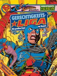 Cover Thumbnail for Gerechtigkeitsliga (Egmont Ehapa, 1977 series) #25