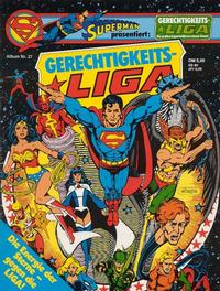 Cover Thumbnail for Gerechtigkeitsliga (Egmont Ehapa, 1977 series) #27