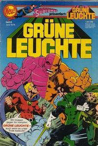 Cover Thumbnail for Grüne Leuchte (Egmont Ehapa, 1979 series) #6/1979