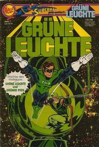 Cover Thumbnail for Grüne Leuchte (Egmont Ehapa, 1979 series) #7/1979