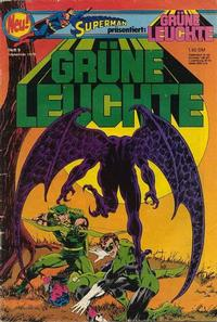 Cover Thumbnail for Grüne Leuchte (Egmont Ehapa, 1979 series) #9/1979