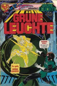 Cover Thumbnail for Grüne Leuchte (Egmont Ehapa, 1979 series) #10/1979