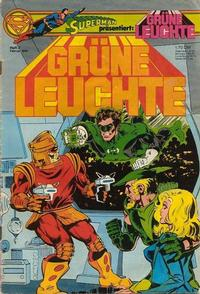 Cover Thumbnail for Grüne Leuchte (Egmont Ehapa, 1979 series) #2/1980
