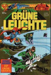 Cover Thumbnail for Grüne Leuchte (Egmont Ehapa, 1979 series) #3/1980