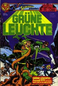 Cover Thumbnail for Grüne Leuchte (Egmont Ehapa, 1979 series) #4/1980