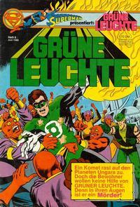 Cover Thumbnail for Grüne Leuchte (Egmont Ehapa, 1979 series) #6/1980