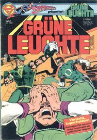 Cover Thumbnail for Grüne Leuchte (Egmont Ehapa, 1979 series) #7/1980
