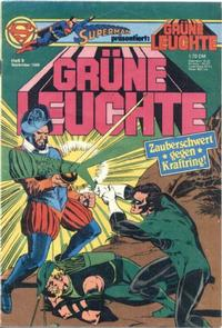 Cover Thumbnail for Grüne Leuchte (Egmont Ehapa, 1979 series) #9/1980