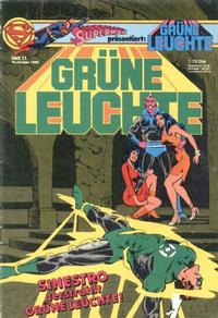 Cover Thumbnail for Grüne Leuchte (Egmont Ehapa, 1979 series) #11/1980