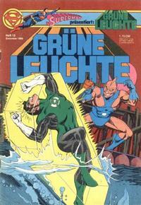 Cover Thumbnail for Grüne Leuchte (Egmont Ehapa, 1979 series) #12/1980
