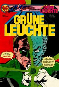 Cover Thumbnail for Grüne Leuchte (Egmont Ehapa, 1979 series) #1/1981