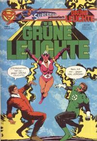 Cover Thumbnail for Grüne Leuchte (Egmont Ehapa, 1979 series) #2/1981