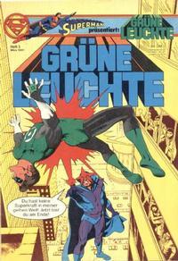 Cover Thumbnail for Grüne Leuchte (Egmont Ehapa, 1979 series) #3/1981