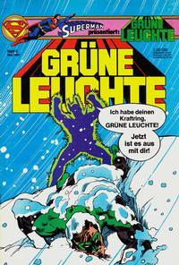 Cover Thumbnail for Grüne Leuchte (Egmont Ehapa, 1979 series) #5/1981