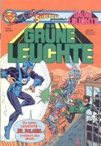 Cover Thumbnail for Grüne Leuchte (Egmont Ehapa, 1979 series) #6/1981