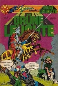 Cover Thumbnail for Grüne Leuchte (Egmont Ehapa, 1979 series) #12/1981