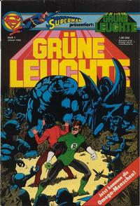 Cover Thumbnail for Grüne Leuchte (Egmont Ehapa, 1979 series) #1/1982