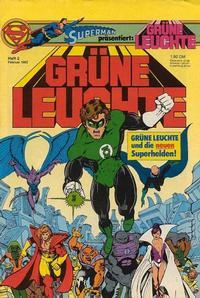 Cover Thumbnail for Grüne Leuchte (Egmont Ehapa, 1979 series) #2/1982