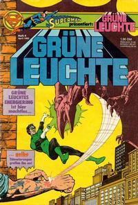 Cover Thumbnail for Grüne Leuchte (Egmont Ehapa, 1979 series) #4/1982