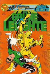 Cover Thumbnail for Grüne Leuchte (Egmont Ehapa, 1979 series) #5/1982