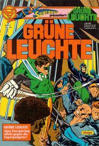 Cover Thumbnail for Grüne Leuchte (Egmont Ehapa, 1979 series) #7/1982