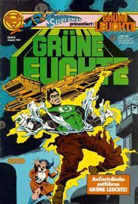 Cover Thumbnail for Grüne Leuchte (Egmont Ehapa, 1979 series) #8/1982