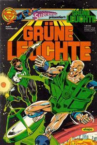 Cover Thumbnail for Grüne Leuchte (Egmont Ehapa, 1979 series) #9/1982